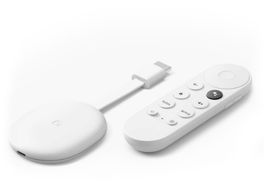 Smart TV Google Chromecast