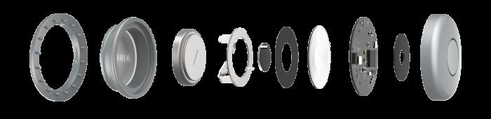 czujnik Halo filtr