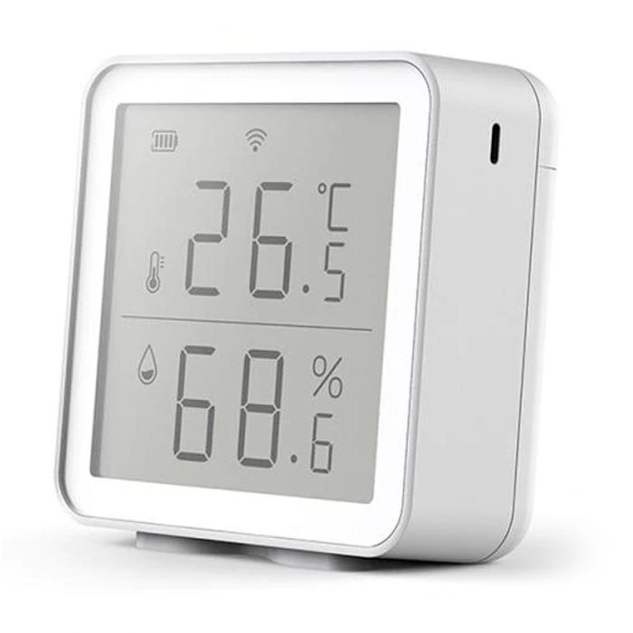 Tuya WIFI Temperature and Humidity Sensor
